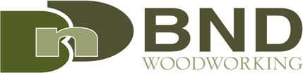 BND Woodworking Logo